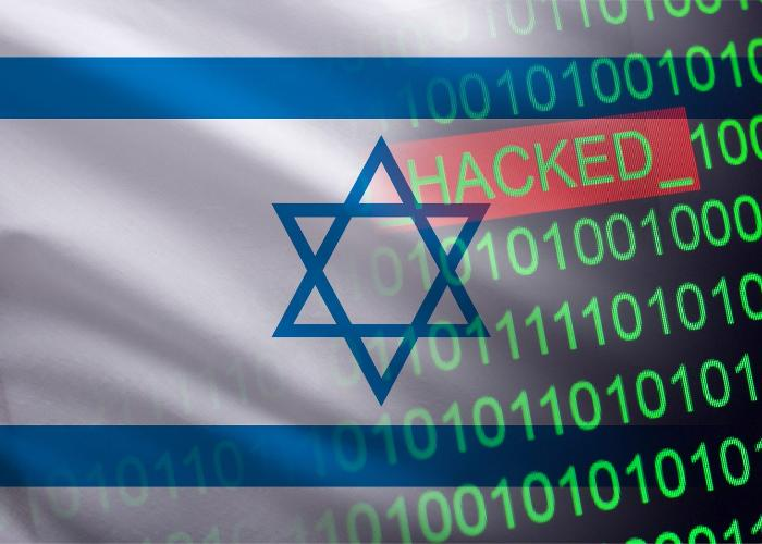 Thousands of Israeli websites targeted in massive cyber attack